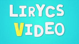 Video Lirycs Sample 2-1