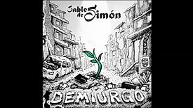 Animated Album cover for El Sable de Simón - Demiurgo, Argentina