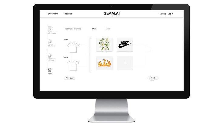 SEAM.AI WEBSITE