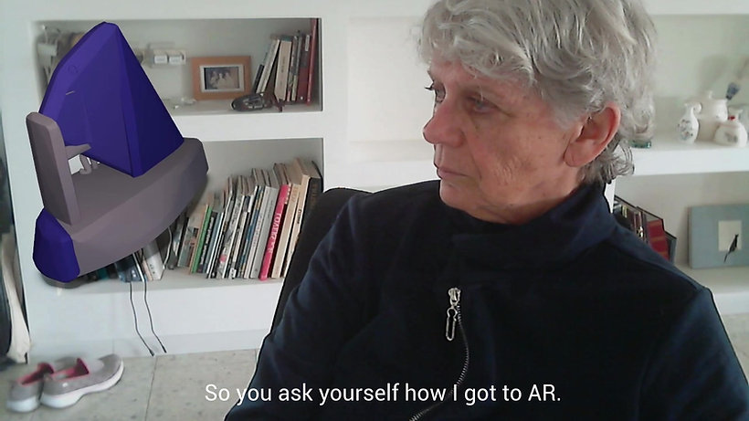 AR AND ME