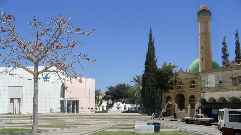 Mosques in TLV