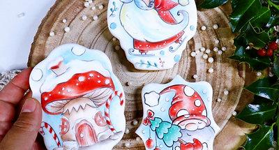 Workshop Christmas Cookies