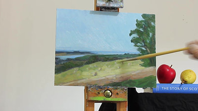 Jonathan Koetsier_Landscape Study