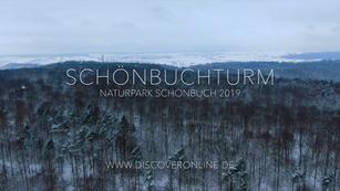 SCHÖNBUCHTURM | NATURPARK SCHÖNBUCH 2019
