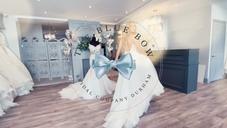 Blue Bow Bridal