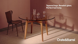 Crate and Barrel - Table