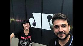 Entrevista Jovem Pan Cascavel - TRANSPOESTE 2020