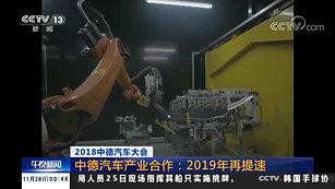 2. Deutsch-Chinesischer Automobilkongress - CCTV Nachrichtenbeitrag