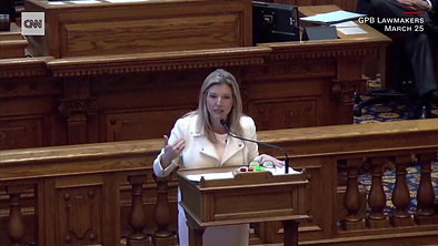 Lawmaker shares personal loss in abortion bill dissent
