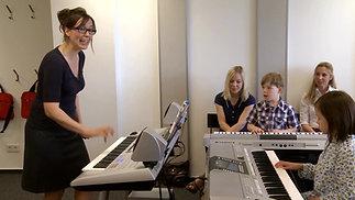 Junior Music Piano Course