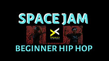 Space Jam Beginner Hip Hop Dance Tutorial with Nay Givens - Prodigy Virtual Dance Class Tutorial