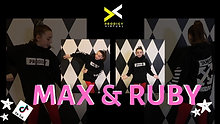 MAX AND RUBY TIK TOK (DANCE TUTORIAL) | Step By Step with PRODIGY VIRTUAL - Dancer Lily Goehring