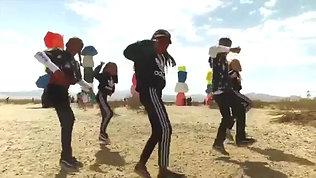 CARDI B MINI PRODIGY DANCE CREW