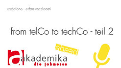from telCo to techCo - teil 2