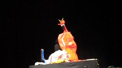 Laura Kibel, International Puppet Day Festival