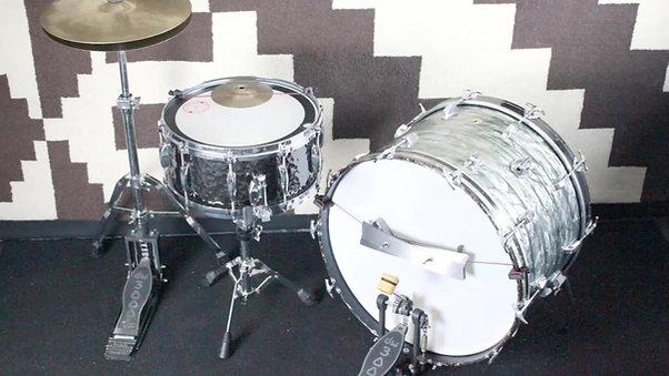 2 Drums & 2 Drumgees