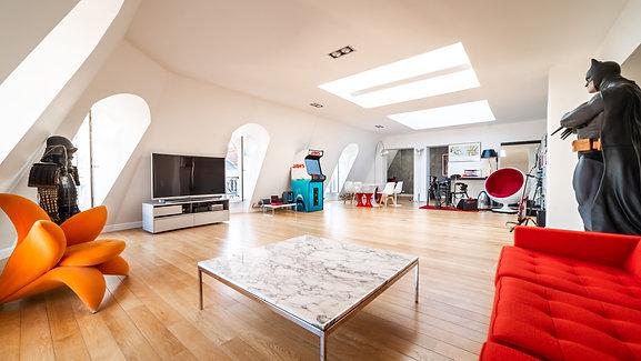 Vente - Paris 8ème - Appartement Exceptionnel au 5ème et dernier étage