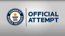 Guinness World Records® Pre-Attempt Video