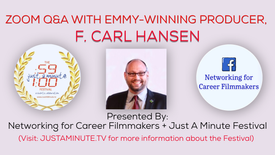 ZOOM Q&A W/ Emmy-Winner and Director of Production @ Fox Sports Films, Carl Hansen