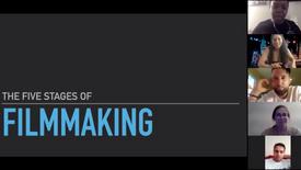 Sandrene Mathews' Do It Yourself: Five Stages of Filmmaking