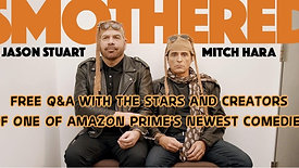 Q&A W/ The Stars and Creators of One of Amazon's Newest Comedies, SMOTHERED