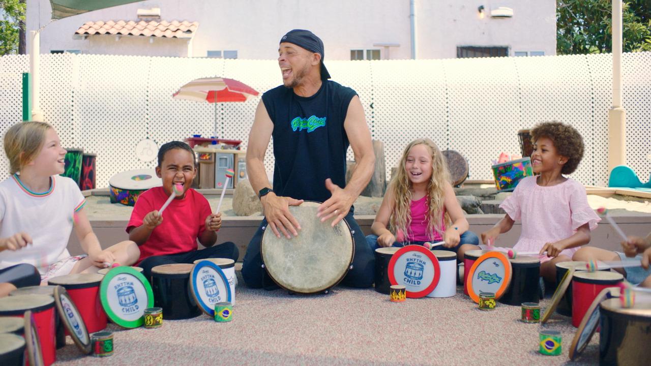 Rhythm Child Commercial
