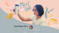 #MeetOurShaxbies - Ines Kwai-Pun!