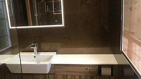 Bathroom, designed, supplied & Installed