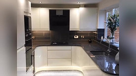 Fully Fitted Kitchen from start to finish