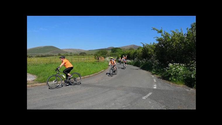 Coast To Coast Bike Ride 2018