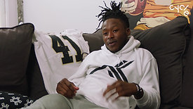 In The Zone: Alvin Kamara