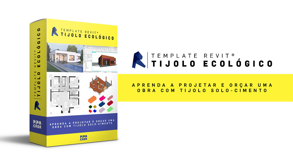 TEMPLATE REVIT TIJOLO ECOLÓGICO