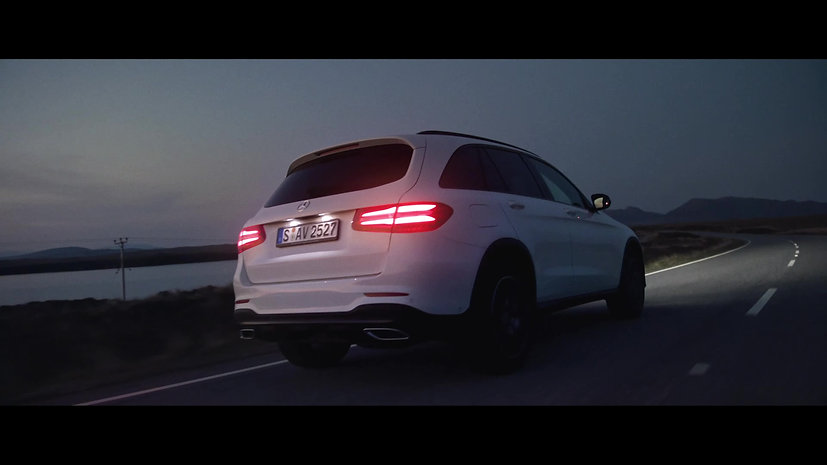 "Mercedes-Benz GLC AMG: ""Look in the Mirror"""