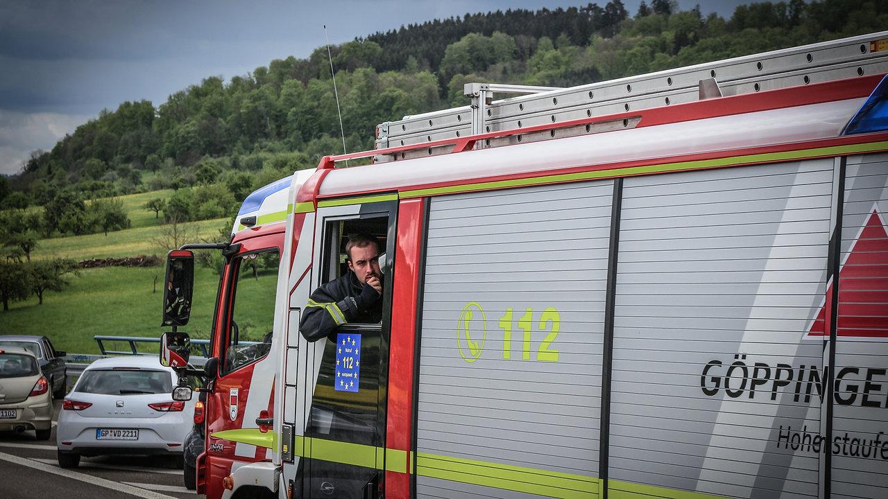 Rettungsgasse – Jede Sekunde zählt!