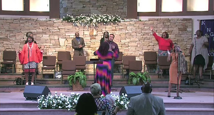 TOP 25th Church Anniversary  ***We Do Not Own The Rights To Any Images, Music Played Or Music Sung During This Service***