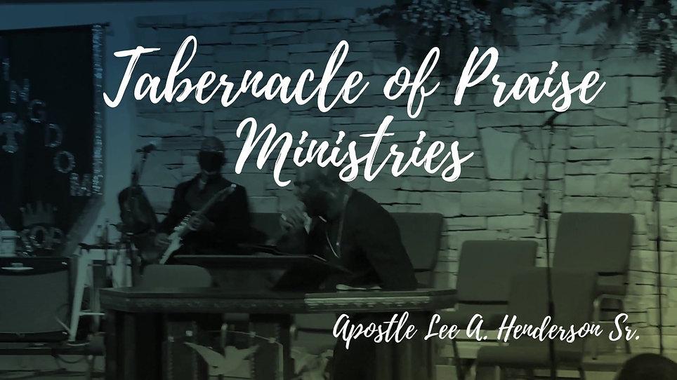 Tabernacle Latest Sermons