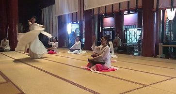 アカデミー卒業生 with 瞑想舞Kaori