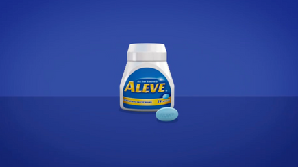Aleve - Jeopardy Card