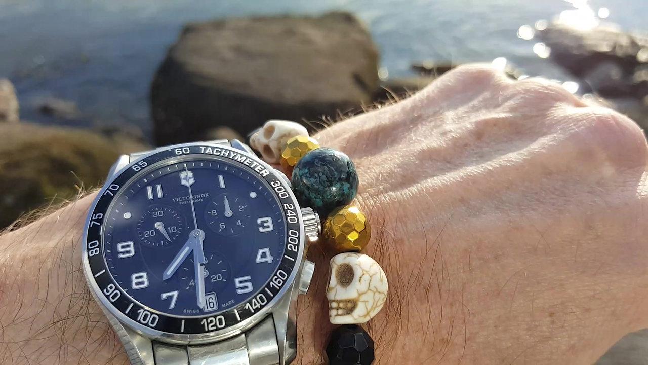 The braceletdesign ROCKSTAR - Feel the Beads
