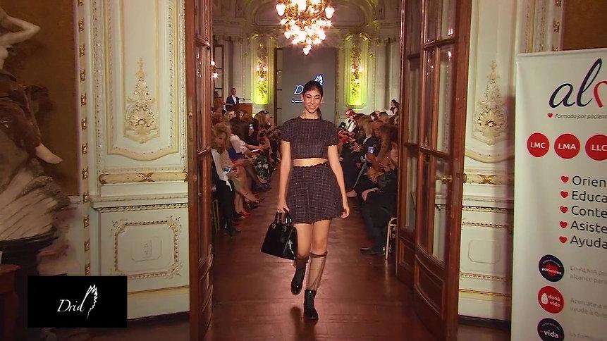 Desfile de Moda Solidario Internacional - Omepa - DRID