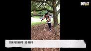 Danielle Davis Workout Day 1