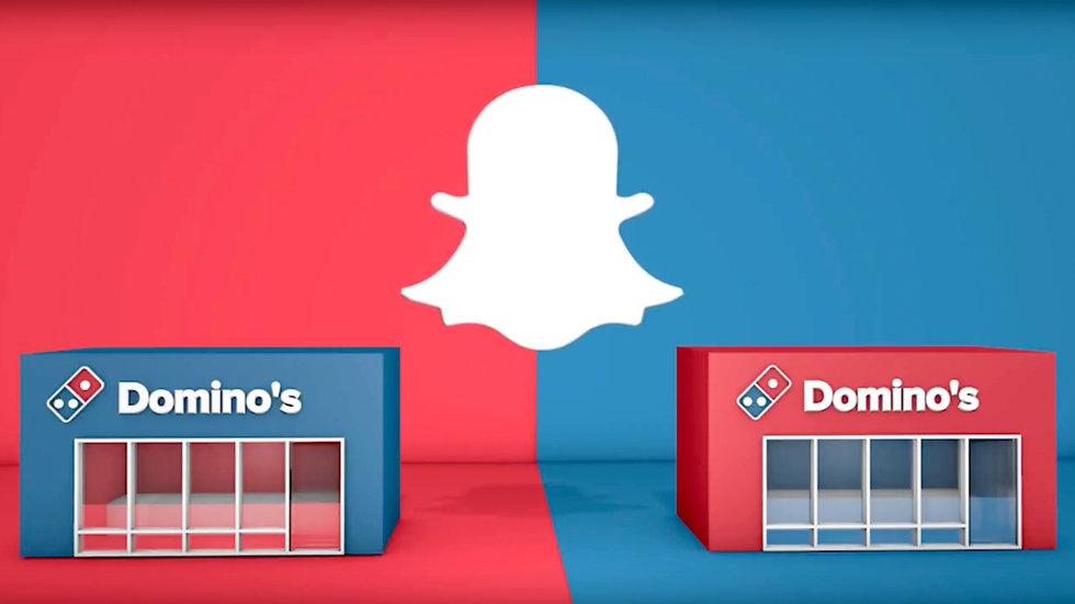 Domino's Digital Campaign