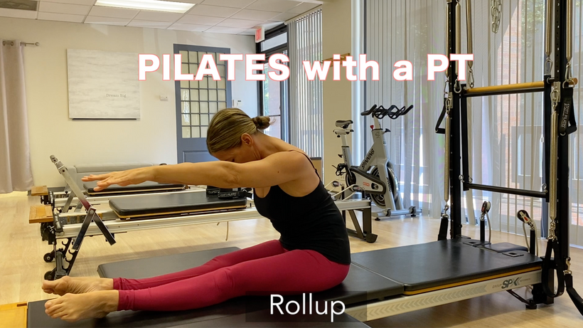 Pilates with a PT
