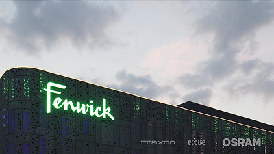 Osram | Fenwick | fotogloria