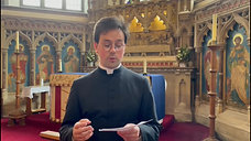 'Welcome' by Father Calum, Chair of the Welcome Committee