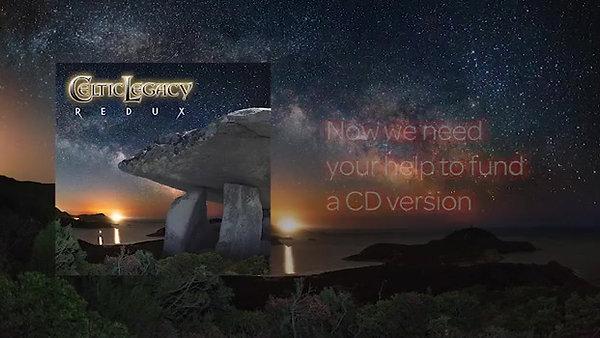 Celtic Legacy: Redux CD KickStarter