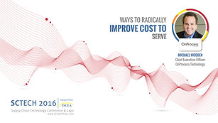 Michael Wooden Five Ways to Radically Improve Cost To Serve