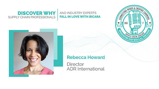 Rebecca Howard,  Director at ADR International
