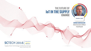 SCTECH -The Future of  IoT In The Supply Change