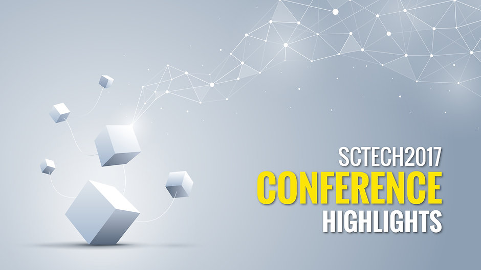 SCTECH2017 CONFERENCE VIDEOS
